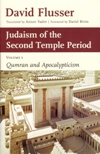 Judaism of the Second Temple Period - Vol 1: Qumran and Apocalypticism