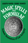 eBook Magic Spells and Formulae: Aramaic Incantations of Late Antiquity