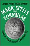 eBook Magic Spells and Formulae: Aramaic Incantations of Late Antiquity