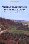 eBook ANCIENT PLACE NAMES IN THE HOLY LAND
