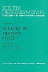 Studies in History (1972)