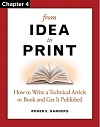 From Idea to Print, Chapter 04: The Publishing Agreement, the Author Questionnaire, and Working with an Editor