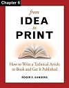 From Idea to Print, Chapter 06: Using Tables, Artwork, and Sidebars