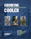 Growing cooler : evidence on urban development and climate change
